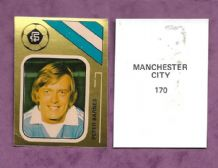 Manchester City Peter Barnes England 170